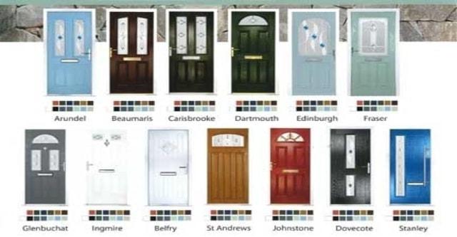 Southport Joiners door installation